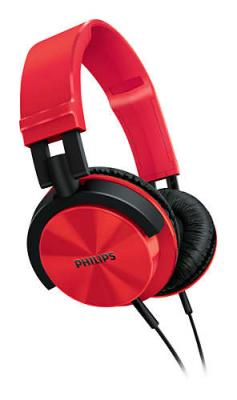 Наушники Philips SHL3075RD/00 красный наушники philips shq1300or 00 orange