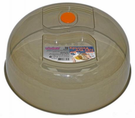 Крышка для СВЧ Violet 1026/01 дымчатый 26 см