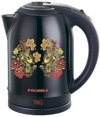 Чайник Росинка РОС-1007 Хохлома чайник росинка рос 1004 нержавейка