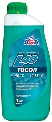 Тосол, готовый к применению AGA-L40 AGA007L цены