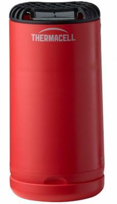 Лампа противомоскитная Thermacell Halo Mini Repeller Red (цвет красный, в комплекте: лампа + 1 газовый картридж + 3 пластины) средство защиты от комаров thermacell halo mini repeller blue прибор 1 газовый картридж 3 пластины mr psb