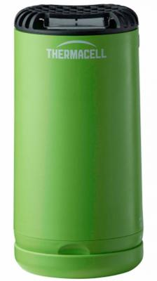 Лампа противомоскитная Thermacell Halo Mini Repeller Green (цвет зеленый, в комплекте: лампа + 1 газовый картридж + 3 пластины) ultrasonic pest repeller white ac 100 240v eu plug
