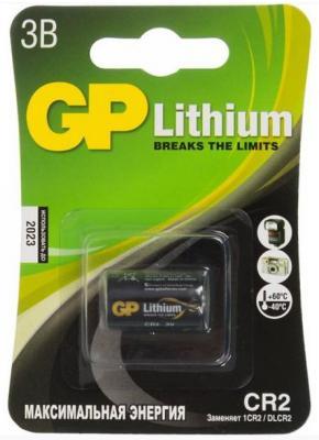 Батарея GP CR2-2CR1 батарейки gp cr123a 2cr1