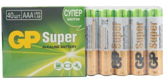 Батарея GP 24A-2CRVS40 батарейки gp 24a 2crvs40 aaa 40шт