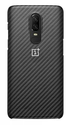 Чехол OnePlus OnePlus 6 Karbon Protective Case water condensate 3d arc soft screen film for oneplus 5