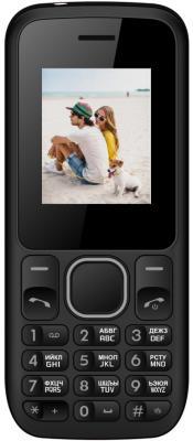 "Мобильный телефон IRBIS SF02 1.77""(128x160)/2xSimCard,Bluetooth, microUSB, MicroSD,Черный цена"