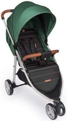 Коляска прогулочная Happy Baby Ultima V2 (green) happy baby happy baby автокресло passenger v2 brown коричневое