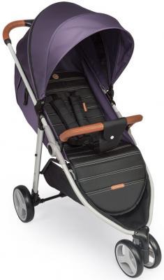 Купить Коляска прогулочная Happy Baby Ultima V2 (violet), фиолетовый, Прогулочные коляски
