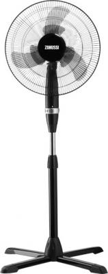 Картинка для Вентилятор напольный Zanussi ZFF-701 50 Вт черный