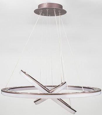 Картинка для Подвесной светодиодной светильник с пультом ДУ Citilux Электрон CL710105RS