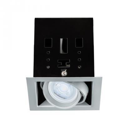 Встраиваемый светодиодный светильник Paulmann Premium Cardano 92905 paulmann cardano 98986