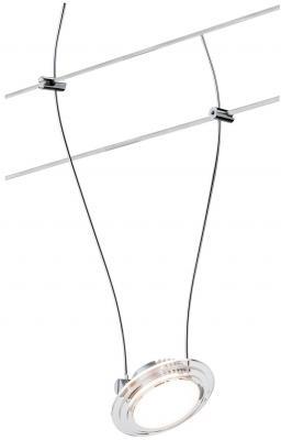 Струнный светодиодный светильник Paulmann Wire Systems Twist Coin 94094 струнный светодиодный светильник paulmann wire systems twist coin 94094