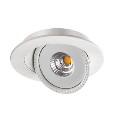 Встраиваемый светодиодный светильник Novotech Gesso 357576 встраиваемый холодильник weissgauff wrki 2801 md