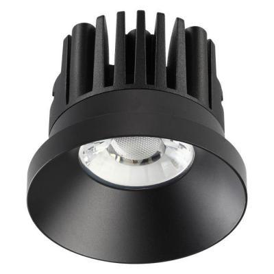 Встраиваемый светодиодный светильник Novotech Metis 357586 novotech 357590 nt18 000 никель встраиваемый светодиодный светильник 10w 100 265v metis