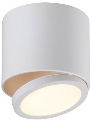 Потолочный светодиодный светильник Omnilux Canicatti OML-20501-01 omnilux спот omnilux canicatt oml 20501 01
