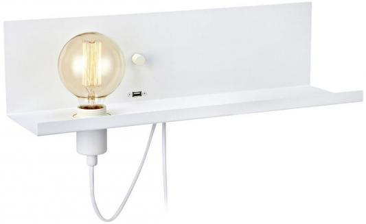 Настенный светильник Markslojd Multi Usb 106969 накладной светильник markslojd multi usb 106482