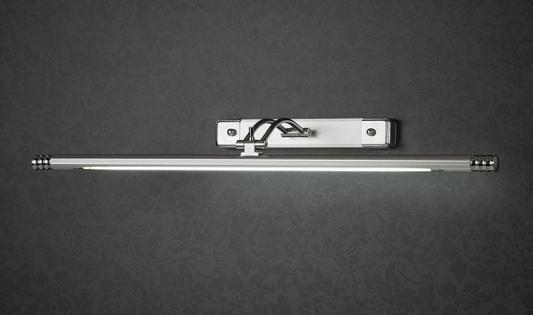Купить Подсветка для картин Elektrostandard 885 16W серебро матовое 4690389003516