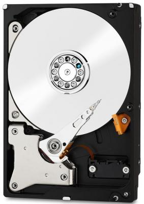 Жесткий диск 3.5 8 Tb 5400rpm 128Mb cache Western Digital Red SATAIII WD80EFAX жесткий диск 8tb western digital red pro wd8003ffbx