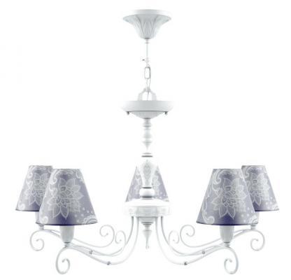 Подвесная люстра Lamp4you Provence E4-05-WM-LMP-O-3 настенное бра lamp4you provence e 01 wm lmp o 29