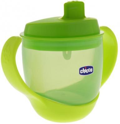 Купить Кружка Chicco 310307090 1 шт зеленый от 1 года 00006824500000, Детская посуда для кормления