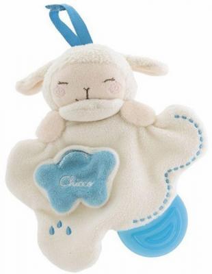 Интерактивная игрушка Chicco Sweet Love Lamb. Овечка с рождения бело-голубой интерактивная игрушка chicco музыкальная лейка от 6 месяцев разноцветный 07700