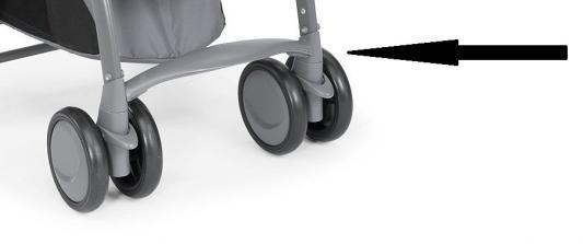 Купить Подножка для прогулочной коляски Chicco Simplicity Plus, Подножки для второго ребёнка