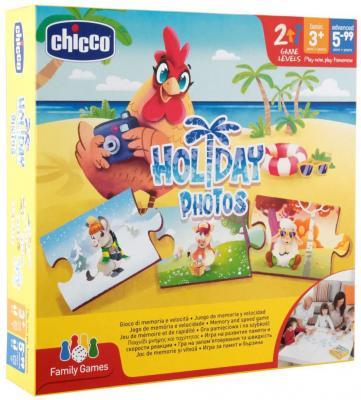 Настольная игра Chicco семейная Holidays Photo настольная игра zuru inc семейная торт в лицо