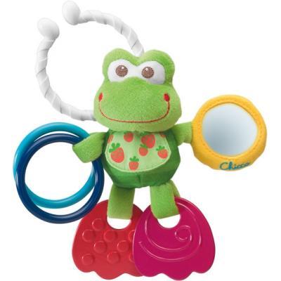 """Развивающая игрушка Chicco """"Лягушонок"""" развивающая игрушка chicco лягушонок подвижный"""
