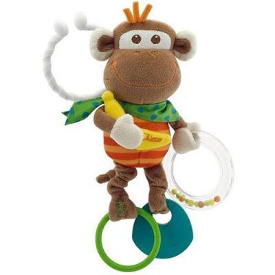 """Развивающая игрушка Chicco """"Обезьянка"""" развивающая игрушка chicco лягушонок подвижный"""