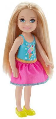Кукла Barbie (Mattel) Клуб Челси 14 см DWJ27