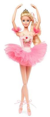 Фото - Кукла Barbie (Mattel) Звезда балета 29 см кукла barbie и собака с новорожденными щенками 29 см fdd43