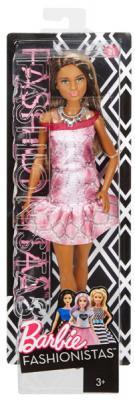 Кукла Barbie (Mattel) Игра с модой 29 см FGV00 mattel кукла barbie игра с модой в сером топе и розовой юбке 29 см