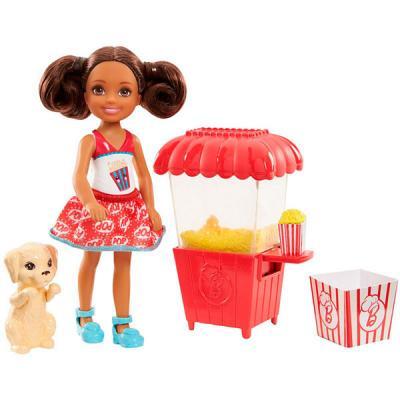 """Игровой набор Barbie (Mattel) """"Челси и щенок"""" FHP68"""