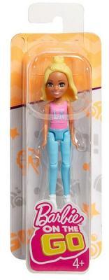 Кукла Barbie (Mattel) В движении Green 11 см FHV57 кукла barbie профессии 30 см в ассортименте