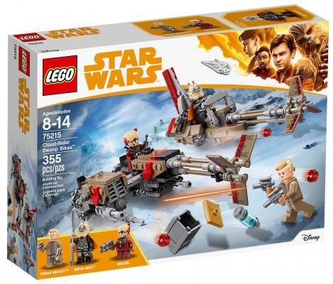 Конструктор LEGO Star Wars: Свуп-байки 355 элементов
