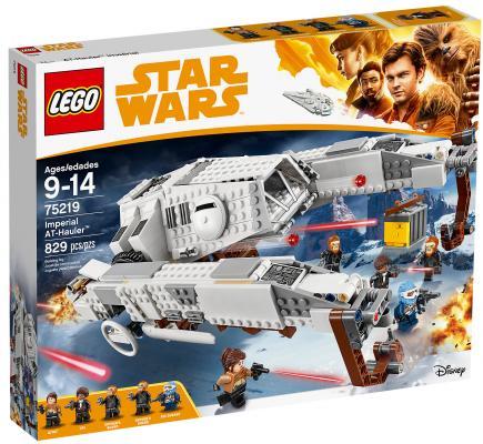 Конструктор LEGO Star Wars: Имперский шагоход-тягач 829 элементов