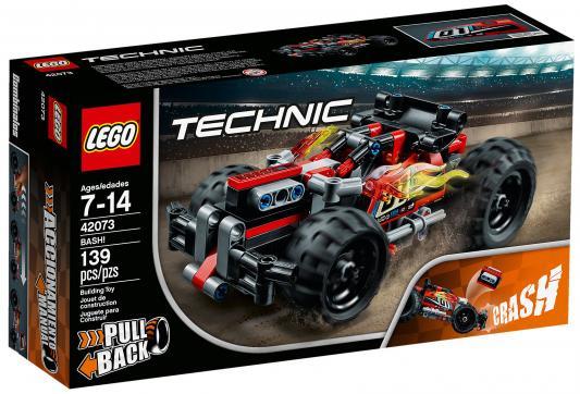 Купить Конструктор LEGO Technic: Красный гоночный автомобиль 139 элементов, Конструкторы