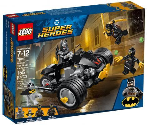 Конструктор LEGO Super Heroes: Бетмен - Нападение Когтей 155 элементов