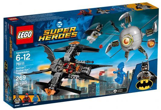 Конструктор LEGO Super Heroes: Бэтмен - ликвидация Глаза брата 269 элементов цена и фото