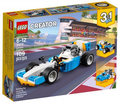 Купить Конструктор LEGO Creator: Экстремальные гонки 109 элементов, Конструкторы
