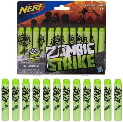 Аксессуары для бластера Nerf B3861 зеленый