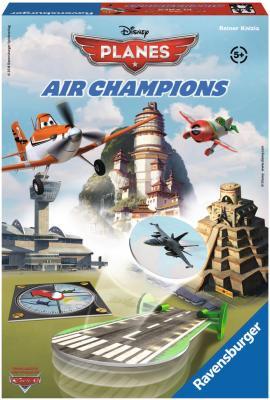Настольная игра Ravensburger Самолёты: воздушные чемпионы 21096