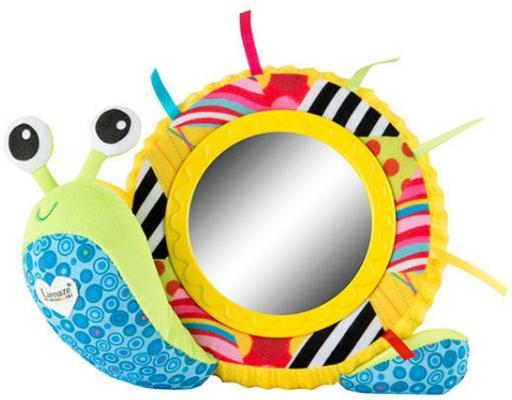 Игрушка Tomy Lamaze Улитка Мишель с зеркальцем lamaze lamaze развивающая игрушка tomy жучок на цветочке