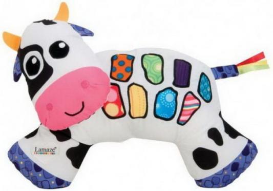 Игрушка Tomy Lamaze Музыкальная Коровка игрушка tomy lamaze музыкальная коровка