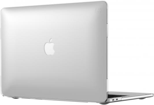 Чехол для ноутбука MacBook Pro 15 Speck SmartShell пластик прозрачный 90208-1212 б/у