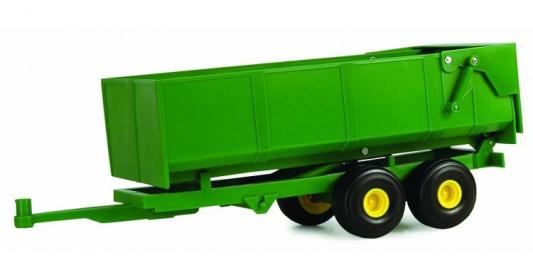 Прицеп Tomy Big Farm Bulk Tipping Trailer 1:16 зеленый 42428