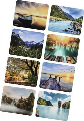 Коврик для мыши Hama Landscape 8 вариантов расцветки