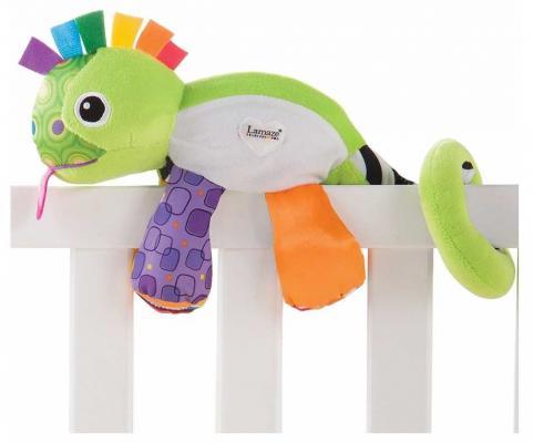 Ночник-игрушка Tomy Lamaze Хамелеончик lamaze tomy lamaze мягк книжка шуршалка с фиг и подвеской динозавр торин играет в прятки то27918