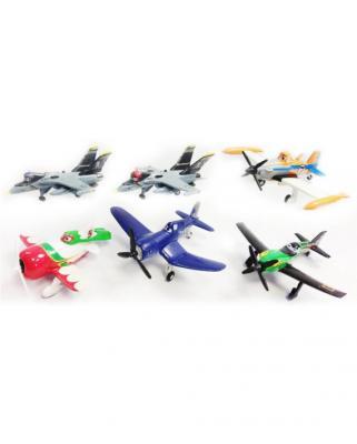 Фигурка Tomy Impulse Самолет Pixar в ассорт. tomy тракто farm с большими колесами