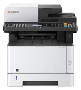 Многофункциональное устройство KYOCERA Лазерный копир-принтер-сканер M2235dn (А4, 35 ppm, 1200dpi, 512Mb, USB, Network, автоподатчик, тонер) продажа только с дополнительным тонером TK-1200